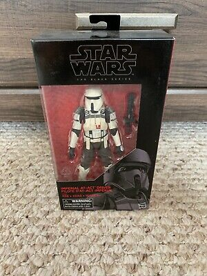 Star Wars The Black Series Target Exclusive Imperial At-Act Driver