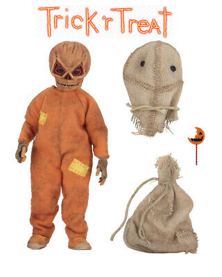 Trick 'r Treat Sam 8-Inch Scale Clothed Action Figure by Neca 061NE202
