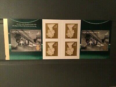Great Britain 2011 Locomotives of England PM31 Stamp Booklet
