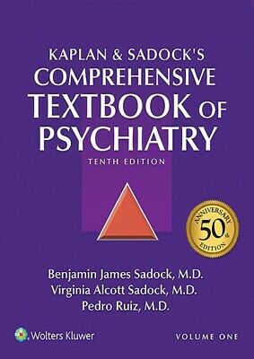 Kaplan and Sadock's Comprehensive Textbook of Psychiatry-PDF-💥FAST DELIVRY💥