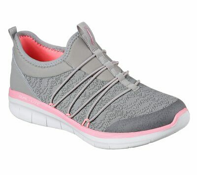 SKECHERS WOMENS SYNERGY 2.0 Simply Chic Air Cooled Memory