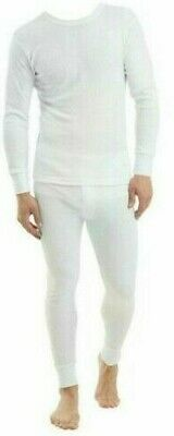 Mens Quality Long Johns Thermal Full Set Top & Bottom Winter Warm Underwear