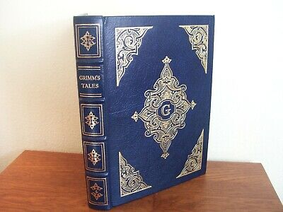 GRIMM'S FAIRY TALES Easton Press 1980 Collector's Edition *100 Greatest Books*