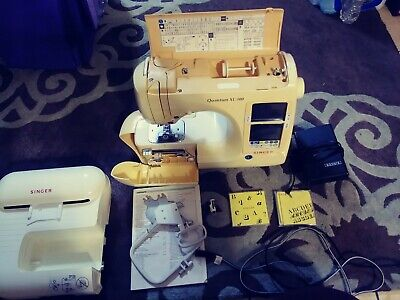 singer quantum embroidery sewing machine