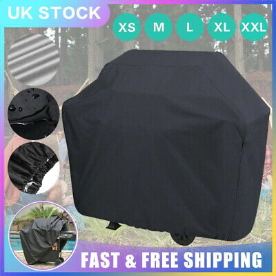 XS-XXL BBQ Cover Heavy Duty Waterproof Barbecue Grill Protector Outdoor GardenUK