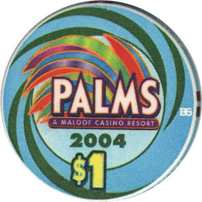Palms Casino 2004 - $1 Casino Chip