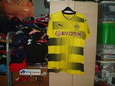Borussia Dortmund Football Shirt Mint Condition In A Size Large Adults Reus 11