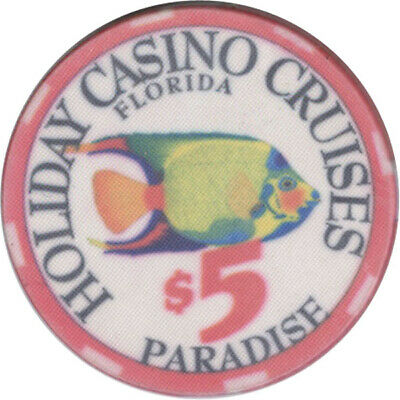 Holiday Casino Cruises - $5 Casino Chip