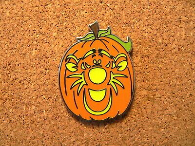 Tigger Disney Pin - Mickey Not So Scary Halloween Party 2019 Mystery Pumpkin