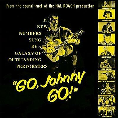 Go, Johnny, Go!, Various Artists / Soundtrack, Audio CD, New, FREE & FAST Delive