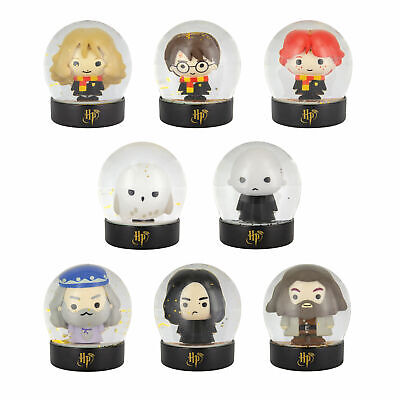 Harry Potter Neige Globe Collection Harry Dumbledore Hermione Ron Attraper Sac