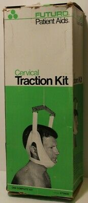 FUTURO Patient Aids Cervical Traction Kit - Item No. 273600 - Neck Pulley System