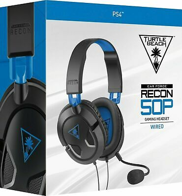Turtle Beach Ear Force Recon 50P Headset for Sony PlayStation PS4 Gaming NEW 4