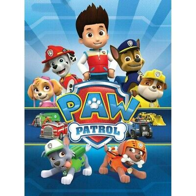 Full Drill DIY 5D Paw Patrol Diamond Painting Art Embroidery Cross Stitch Kits