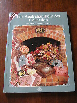 The Australian Folk Art Collection: Deborah Kneen:1989:  :Preloved