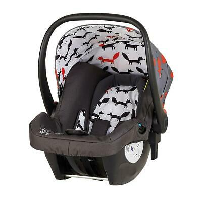 Cosatto Hold Mix Car Seat Group 0+ (Mister Fox) - Suitable From Birth