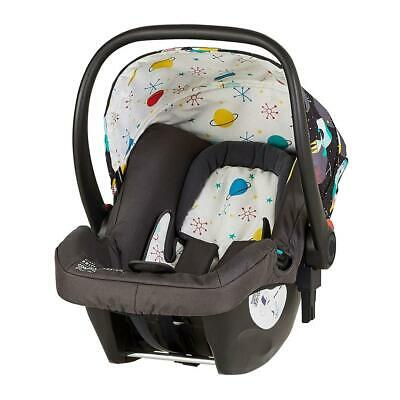 Cosatto Hold Mix Car Seat Group 0+ (Space Racer) - Suitable From Birth