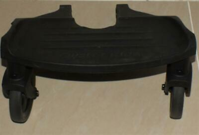 Oyster & Oyster Max Ride along Buggy Board clips onto back of frame