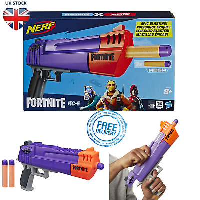 Fortnite Blaster Nerf Elite Darts Kids Gun Toy Outdoor Activity Childrens Gift