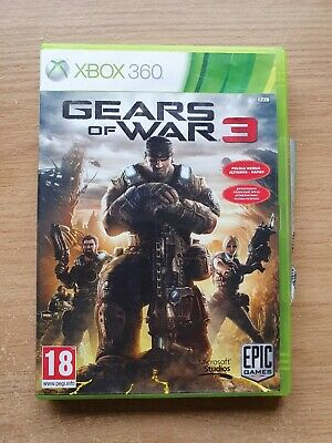 Gears Of War 3 (Xbox 360) PAL