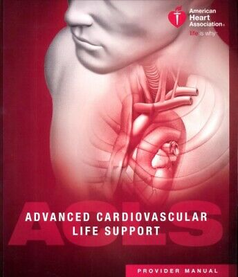 (P D F) Advanced Cardiovascular Life Support (ACLS) Provider Manual - 16th Ed