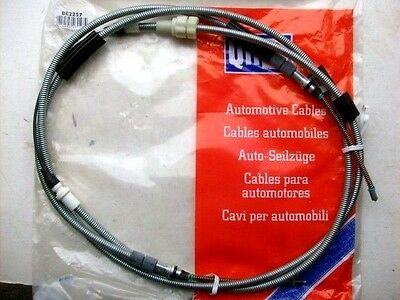 Ford Escort Van Brake Cable