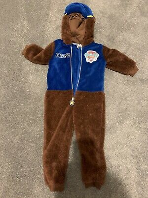 paw patrol suit 2-3 Years