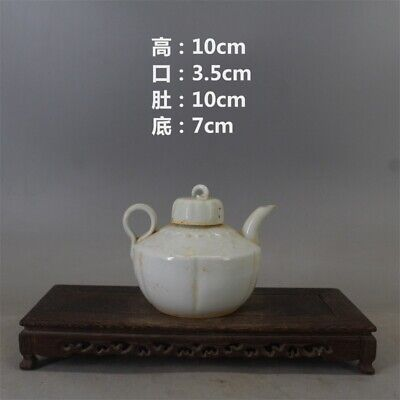 Chinese ancient antique hand make wine pot Porcelain Decoration a126