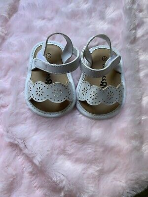Baby Girl Shoes Size 0