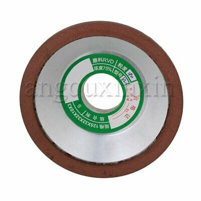 180# Bowl-Shape Diamond Grinding Wheel 125x32x32mm for Grind Carbide Hard Steel