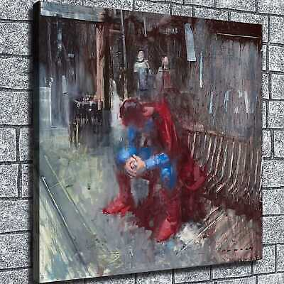 """12""""x12""""superhero Poster HD Canvas print Painting Home Decor Picture Wall art"""