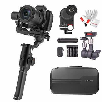 MOZA Air 2 3-Axis Stabilized Handheld Gimbal, with iFocus-M Follow Focus Motor