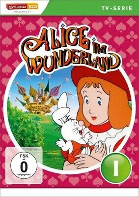 Alice im Wunderland DVD 1 (TV-Serie) Lewis Carroll DVD Deutsch 1983