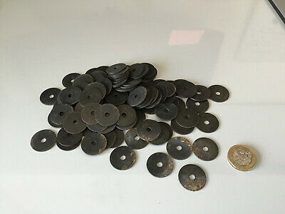 Choice of Pack Qty. Mild Steel .BZP DIN 125-1A Form A M12 Plain Washers