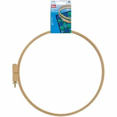 Prym Beachwood Quilting Hoop Ring