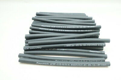 """NOS 12/"""" Sigmaform Heat Shrink Tubing 1.5/"""" to .5/"""" BSTS-15FR B4033714-004 Tyco"""