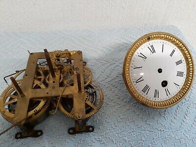 Antique/Vintage Clock Movements