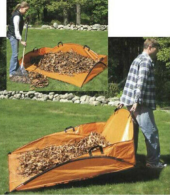 EZ  Leaf Hauler 6'x4'- NEW IN FACTORY SEALED PKG! - FREE SHIPPING!