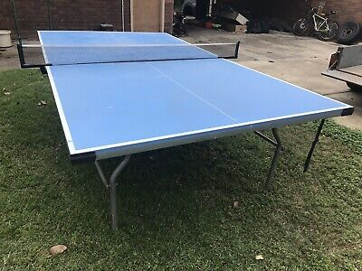 table tennis table + Bats And Balls