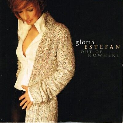 [Music CD] Gloria Estefan - Out Of Nowhere