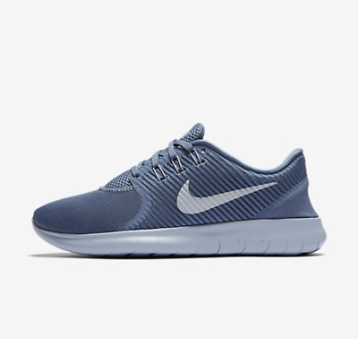 Details about Womens NIKE FREE RN CMTR Blue Running Trainers 831511 400