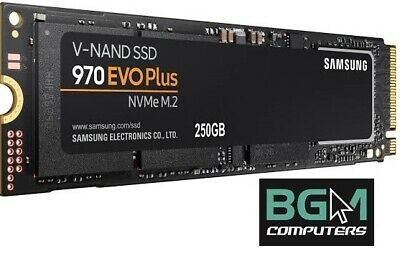 Samsung MZ-V7S250BW 970 EVO Plus NVMe 1.3 M.2 250GB Solid State Drive