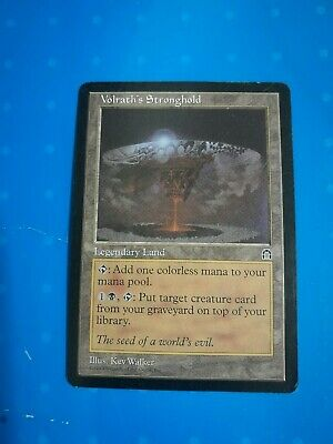 MTG Magic the Gathering - Volrath's Stronghold - Stronghold
