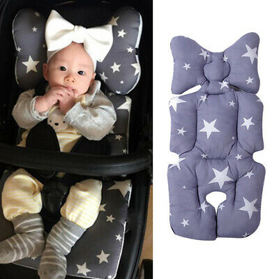 Head and Body Support Newborn Baby Infant Pram Stroller Car Seat Cushion Pad