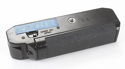 """Canon Power Winder A, """"U.s. Navy"""" Engraving/184539"""