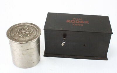 Kodak Film Tank For 2-1/2 In For Display Only/195718