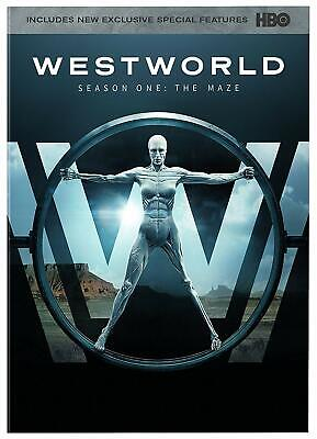 Westworld: The Complete First Season (DVD) 1st