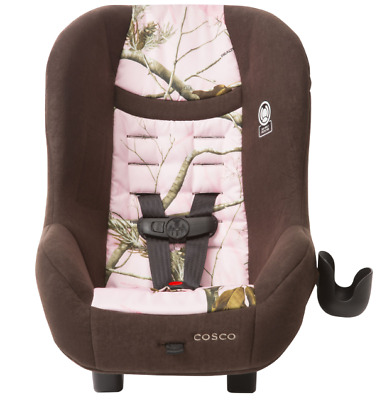 Convertible Car Seat Pink Realtree Cosco Scenera NEXT Infant Baby Safety