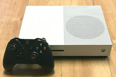 Microsoft Xbox One S 1681 500gb Gaming Console System, Tested