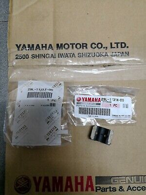 PRE ORDER 30 DAYS YAMAHA RD350LC YPVS 1UA 1WT GENUINE CLUTCH CABLE